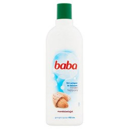 Baba sampon 2in1 400 ml